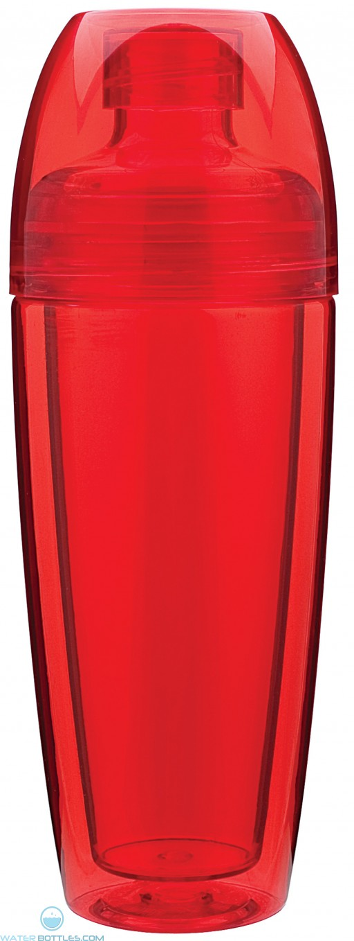 Eastman Tritan Double Wall Cosmo Cup   18 oz - Red