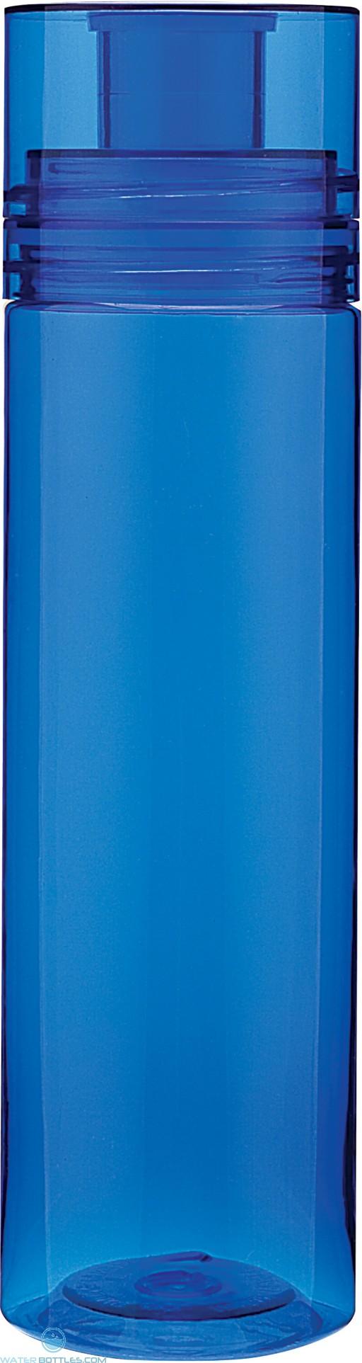 20 oz h2go trio-blue