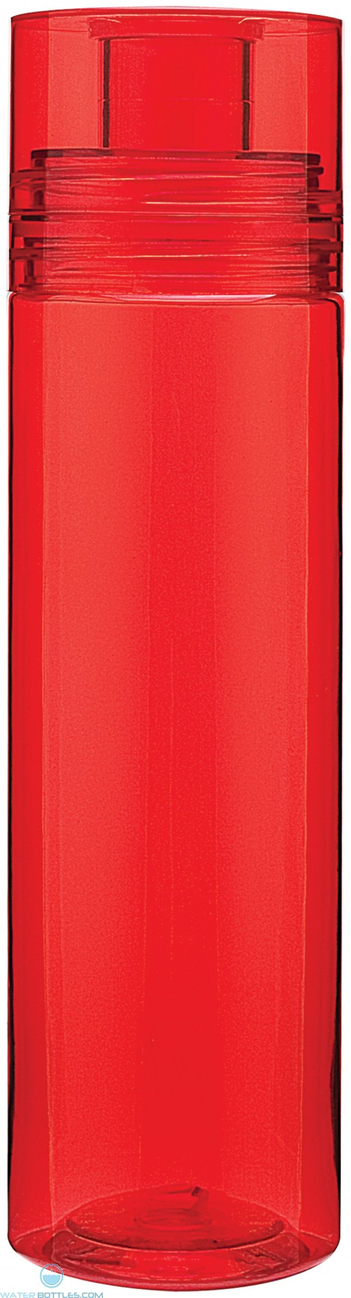 20 oz h2go trio-red