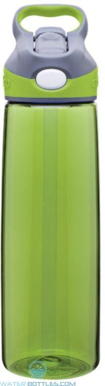 Lime Green Contigo Addison Plastic Water Bottles | 24 oz