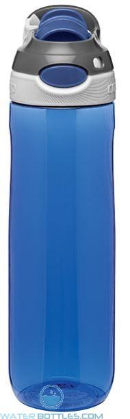 24 oz Contigo Chug Water Bottles-Blue