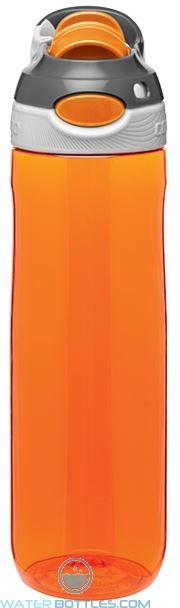 24 oz Contigo Chug Water Bottles-Orange
