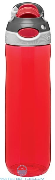24 oz Contigo Chug Water Bottles-Red