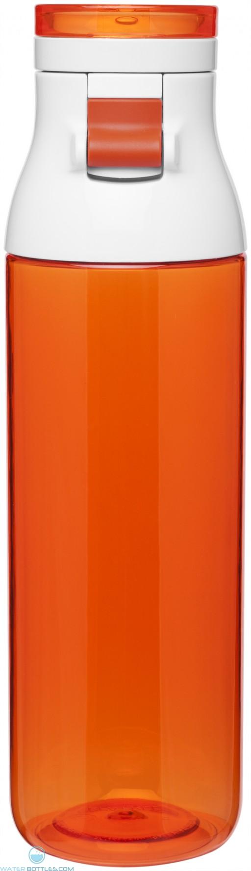 24 oz Contigo Jackson Tritan Water Bottles-Orange