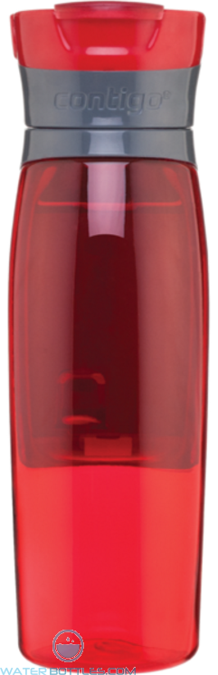 Red Contigo Kangaroo Tritan Water Bottles | 24 oz