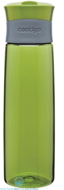 Lime Green Contigo Madison Plastic Water Bottles | 24 oz