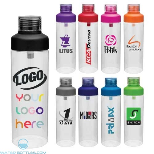 25 oz H2Go Strap Water Bottle