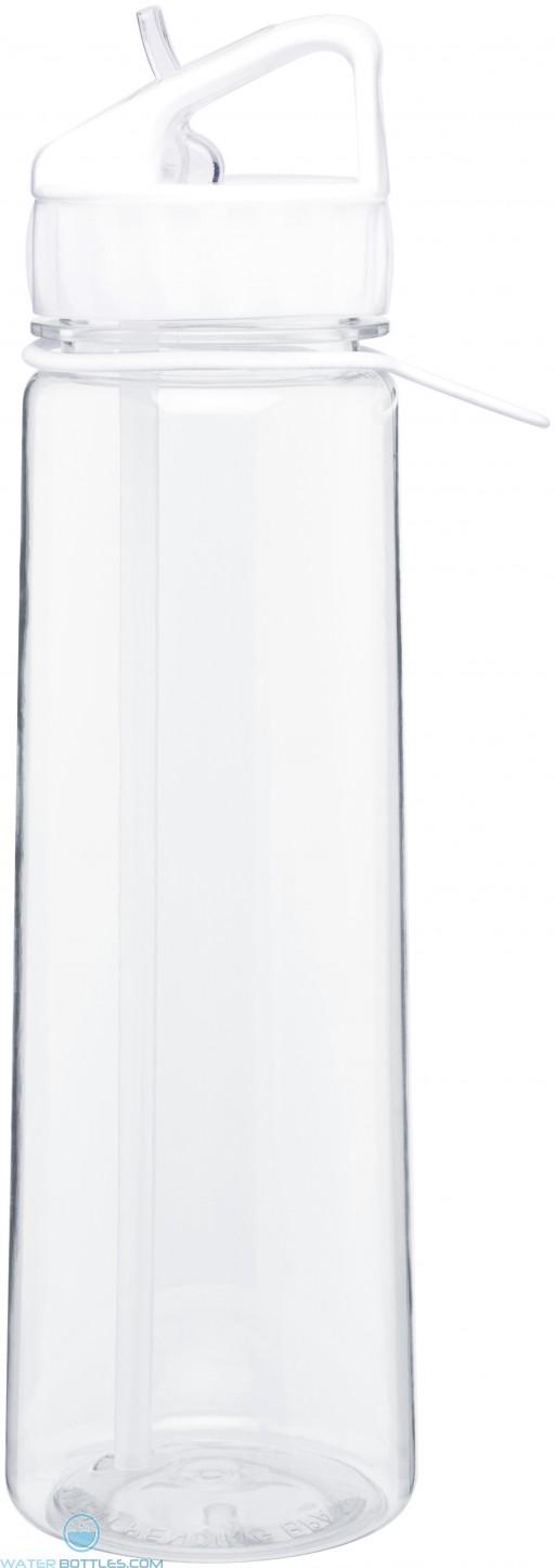 H2Go Angle Tritan Water Bottles | 30 oz - White