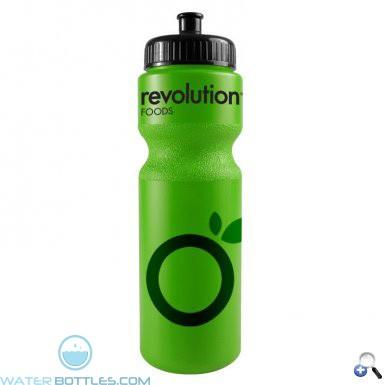 The Journey Bottles - 28 oz. Bike Bottles Colors-Lime Green