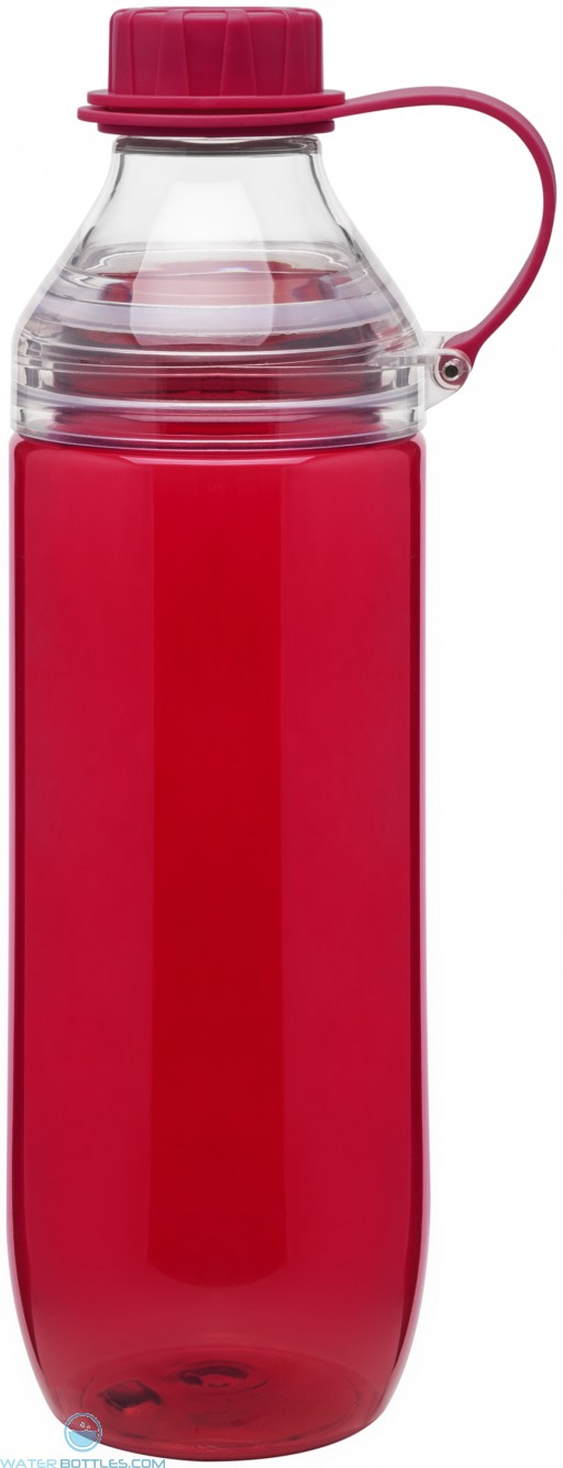 25 oz H2Go Core Water Bottle_Red_Blank
