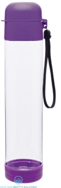 Purple H2Go Hybrid Tritan Water Bottles | 25 oz