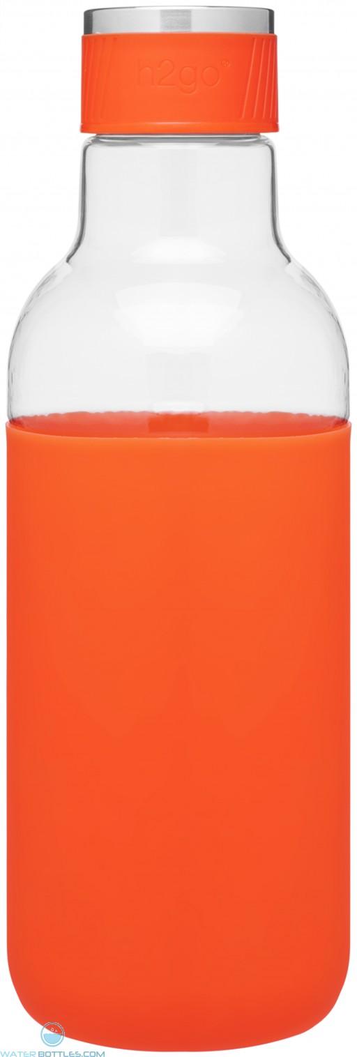 25 oz H2Go Neo Water Bottles-Orange