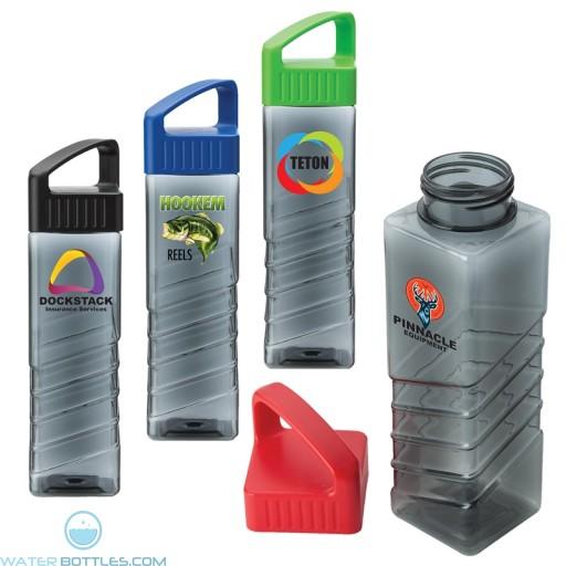 Personalized Logo Water Bottles - Branded Tritan Water Bottle   25 oz