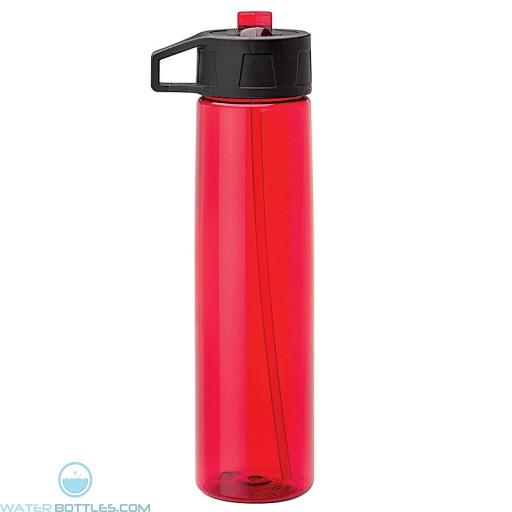 Tritan Water Bottles | 25 oz - Red