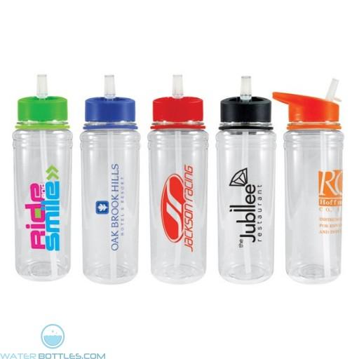 Personalized Water Bottles - Active Sport Tritan Bottles | 26 oz