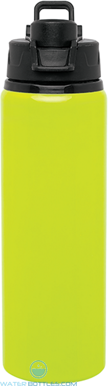 Neon Yellow H2Go Surge Aluminum Water Bottles | 28 oz