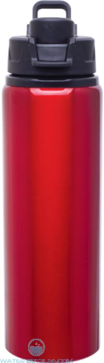 Red H2Go Surge Aluminum Water Bottles | 28 oz
