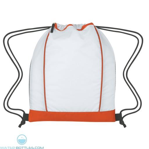 Printed Boulder Sports Pack - Orange