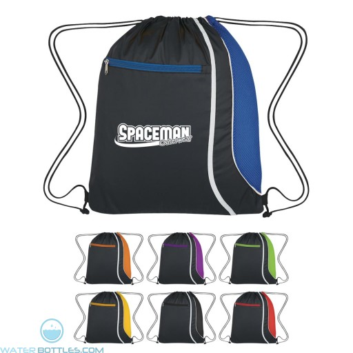 Custom Logo Drawstring Sports Pack