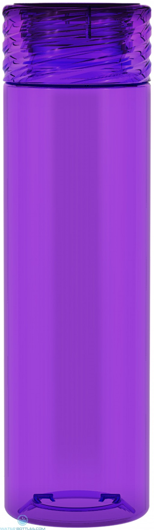 32 oz H2Go Tornado Bottle_Purple_Blank