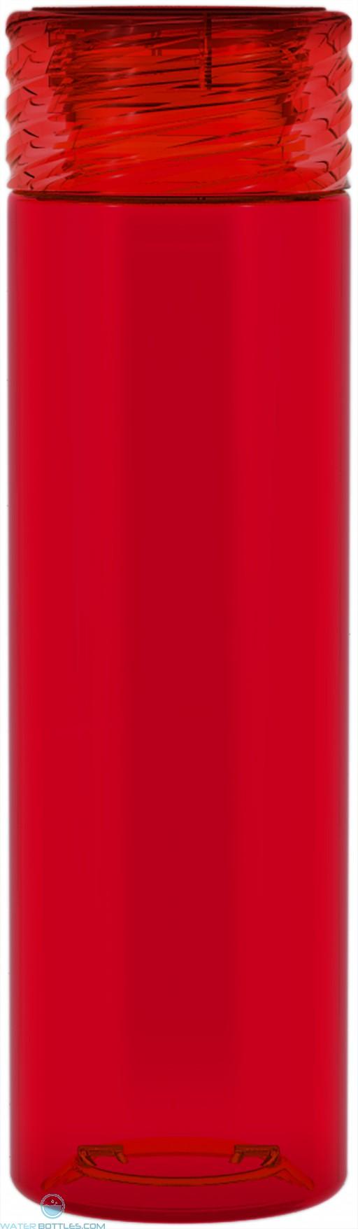 32 oz H2Go Tornado Bottle_Red_Blank