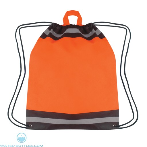 Printed Reflective Hit Sports Pack - Orange