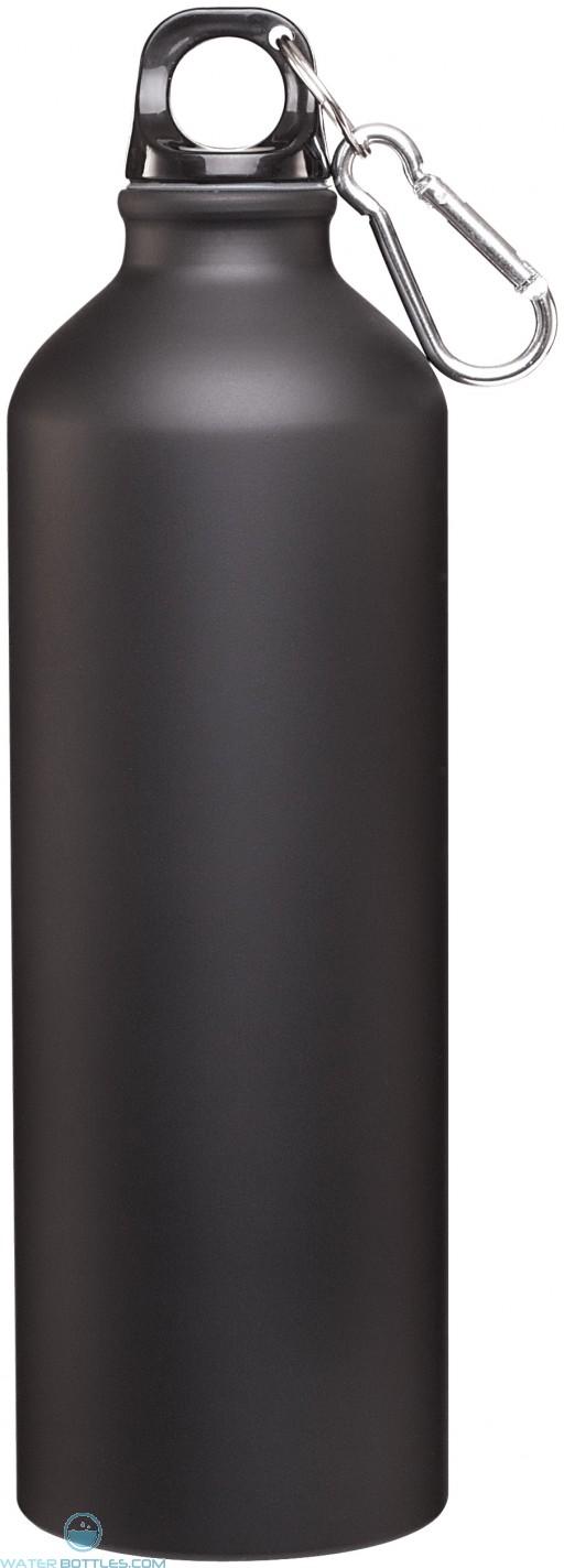 24 oz h2go aluminum classic-matte black