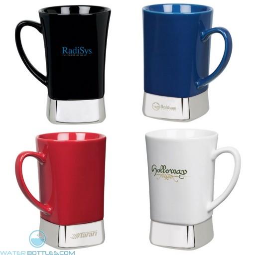 Promotional Mugs - Ceramic & Stainless Steel Mug | 12 oz