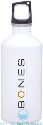 H2go SS Classic 20 oz Water Bottles - White