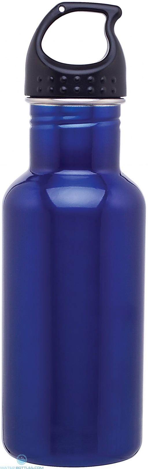H2Go Stainless Steel Bolt   18 oz - Blue