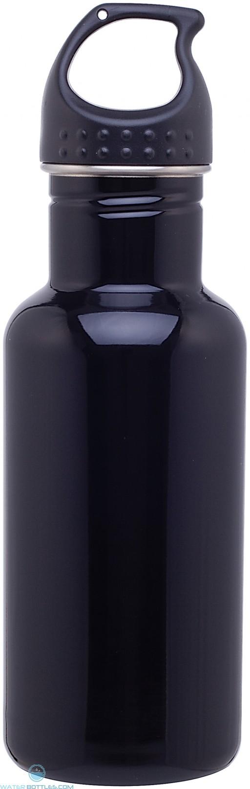 H2Go Stainless Steel Bolt | 18 oz - Black