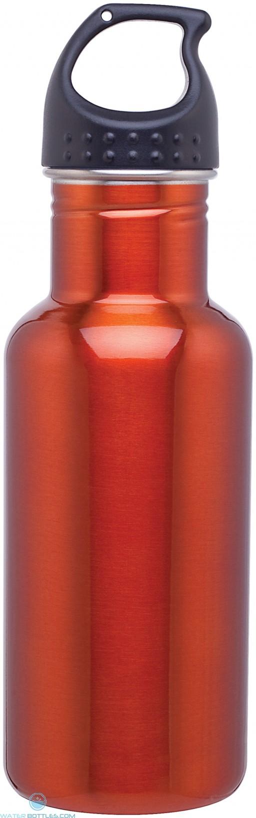 H2Go Stainless Steel Bolt   18 oz - Orange