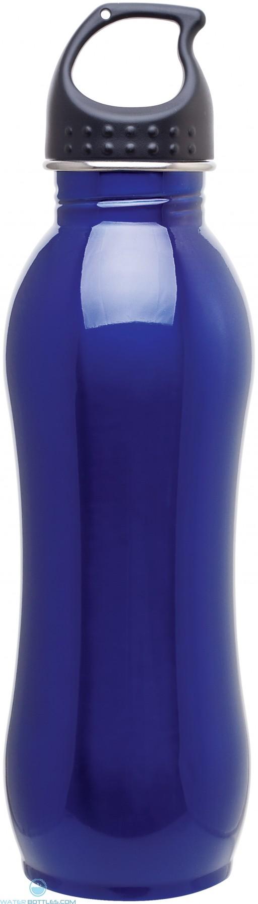 H2Go Stainless Steel Balance   24 oz - Blue