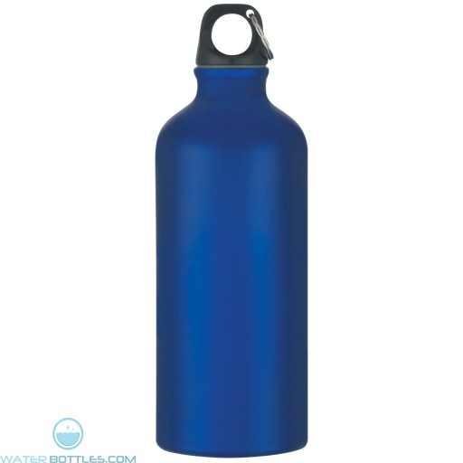 Aluminum Bike Bottles   20 oz - Blue
