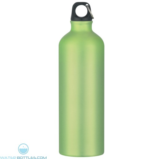 Aluminum Bike Bottles | 25 oz - Green