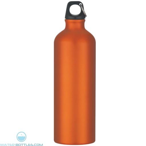Aluminum Bike Bottles | 25 oz - Orange