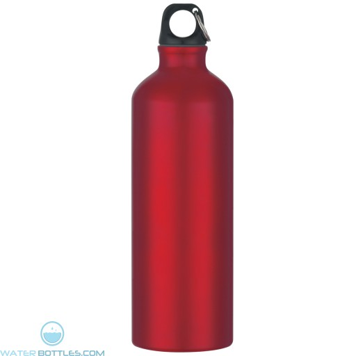 Aluminum Bike Bottles | 25 oz - Red