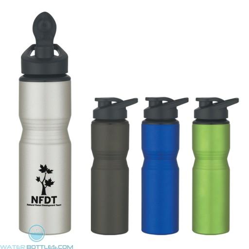 Personalized Sports Water Bottles - Aluminum Sports Bottles | 28 oz