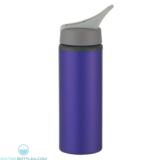 Aluminum Bike Bottles | 25 oz - Metallic Purple