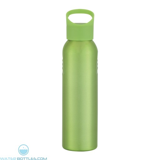 Aluminum Sports Bottles | 20 oz - Green
