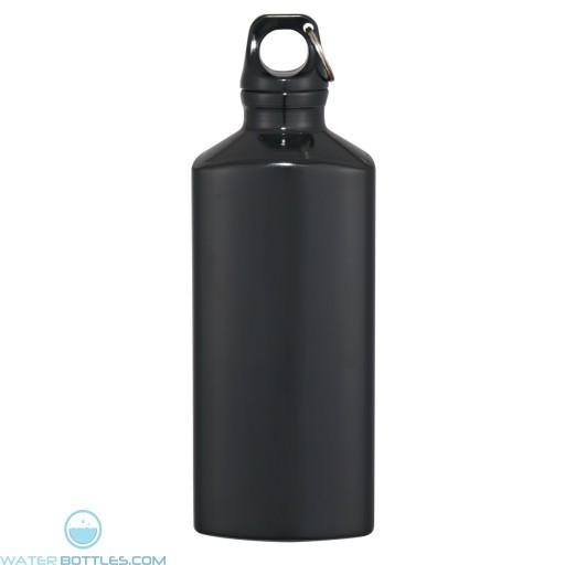 Triangle Aluminum Bottles | 20 oz - Black
