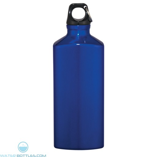 Triangle Aluminum Bottles | 20 oz - Blue