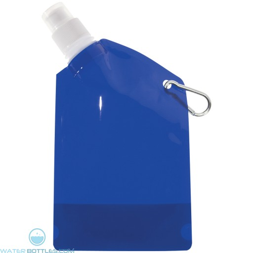 Collapsible Bottles | 12 oz - Blue