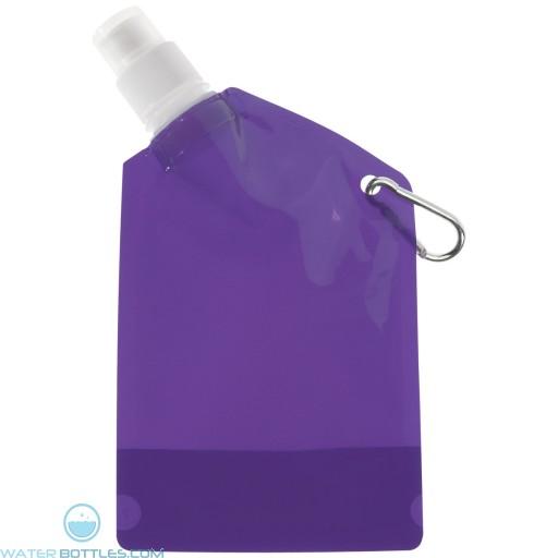 Collapsible Bottles | 12 oz - Purple