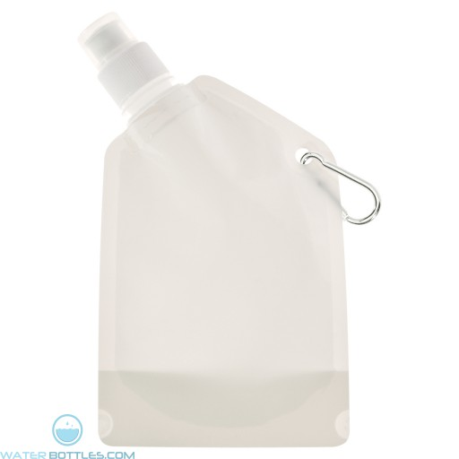 Collapsible Bottles | 12 oz - White