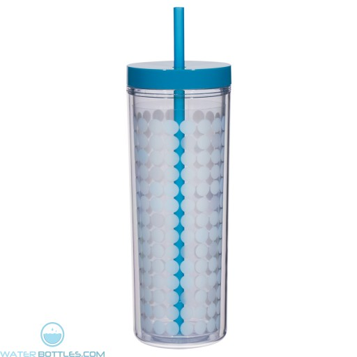 Color Changing Tumblers | 16 oz - Blue