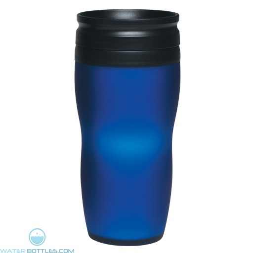 Soft Touch Tumblers   16 oz - Blue