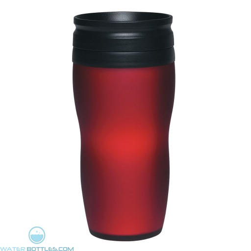 Soft Touch Tumblers   16 oz - Red