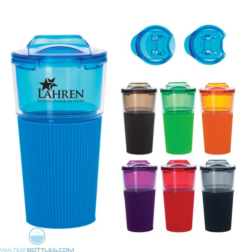 Promotional Tumblers - Tumbler With Sleeve | 16 oz