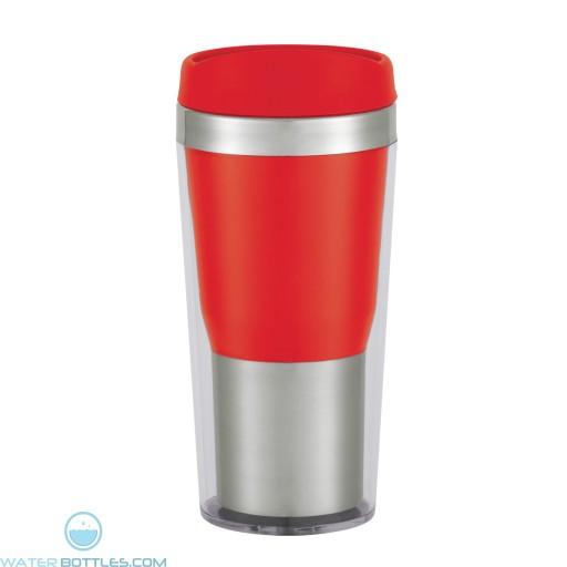 Auto Mugs | 16 oz - Red
